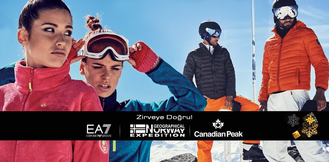 EA7 | Canadian Peak | Norway Geographical Yeni Sezon