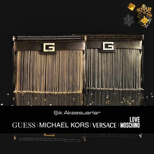 Love Moschino | Guess | Michael Kors | Versace